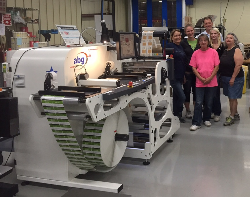 Gintzler recently installed two new SRI Inspection machines.